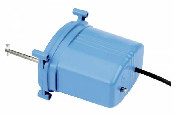 Stellmotor für Brutautomaten