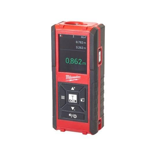 Milwaukee Laser-Entfernungsmesser LDM 100 – Einhandbedienung