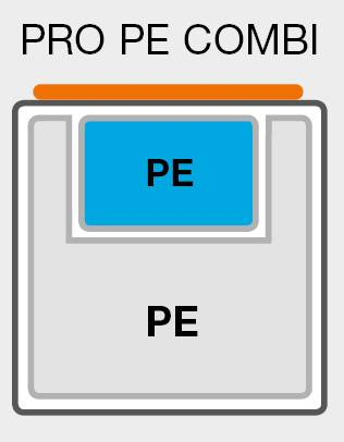 DT-Mobil PRO COMBI PE-Austauschtank inklusive ADR-Prüfzeugnis