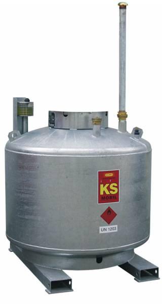 KS-MOBIL doppelwandig ohne Pumpenhaube