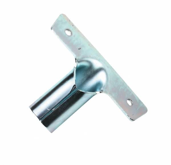 Ersatzstielhalter für Besen aus verzinktem Metall