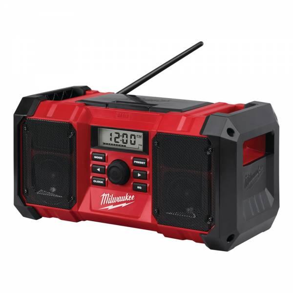 Milwaukee Akku- / Netz-Radio M18 RC ohne Akku – als Zubehör verfügbar