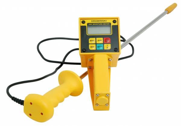 Feuchtigkeitsmessgerät für Heu und Stroh
