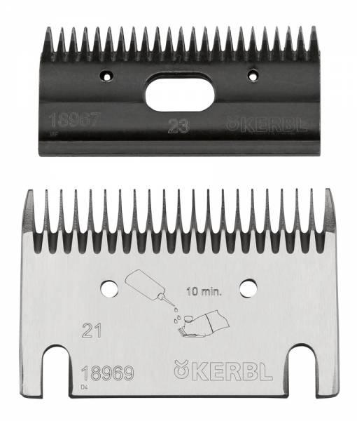 Premium Schermesser-Set 21-23 Zähne