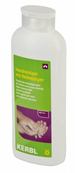 Kerbl Handreiniger mit Reibekörpern 500 ml