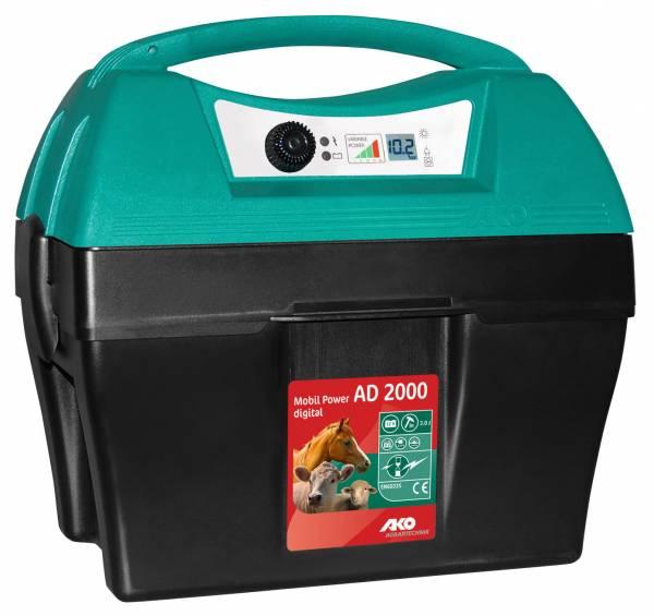 Widezaungerät Mobil Power AD 2000 digital, 12 Volt