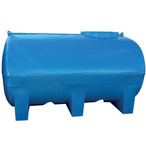 DURAplas Wasserfass aus Polyethylen mit 5000 Liter Inhalt