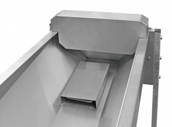 Elektroheizung 200 Watt mit Abdeckplatte zum Nachrüsten