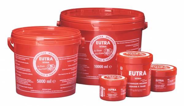 EUTRA Melkfett in verschiedenen Packungsgrößen