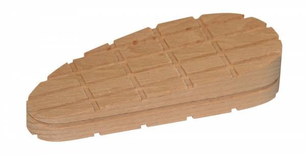 Holzklotz Keilform für Klauenentlastung