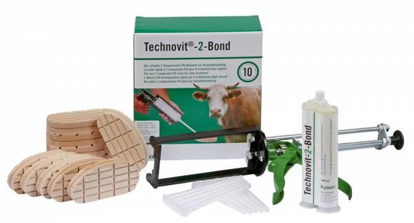 Technovit-2-Bond Starterset mit Dosierpistole
