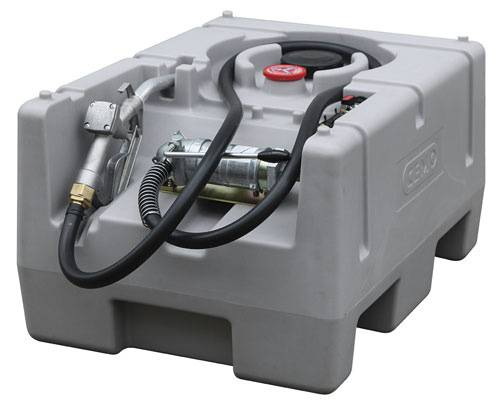DT-Mobil Easy 125 Liter mit Handpumpe