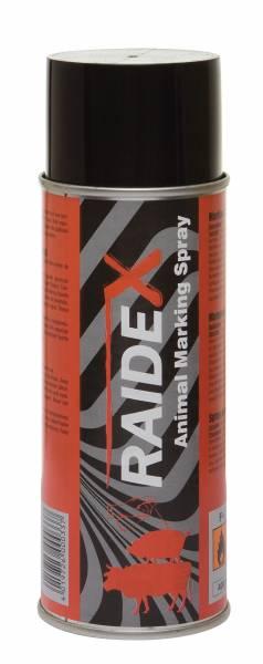 Markierungsspray Raidex rot