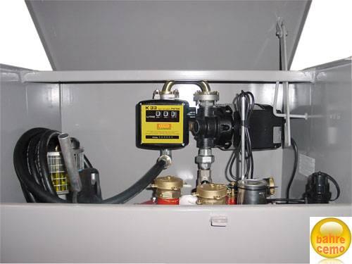 Elektropumpe Viscomat 90 - 230 Volt mit Zähler K33