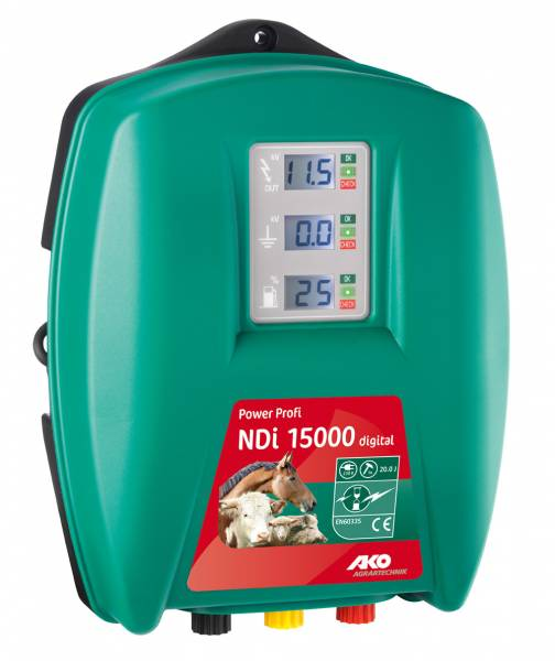 AKO Power Profi NDi 1500 digital