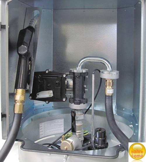 Elektropumpe ATEX, 230 V für Kraftstoffanlagen