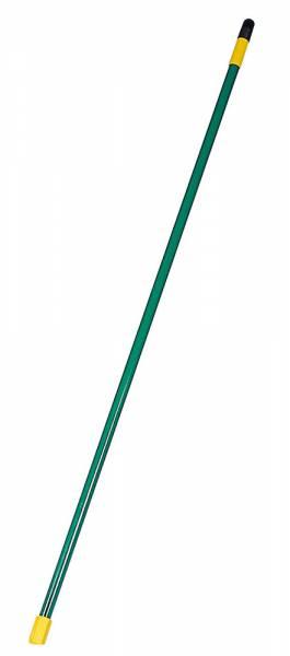 Metallstiel grün lackiert für Universalbesen