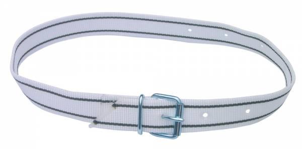 Halsmarkierungsband weiß-schwarz