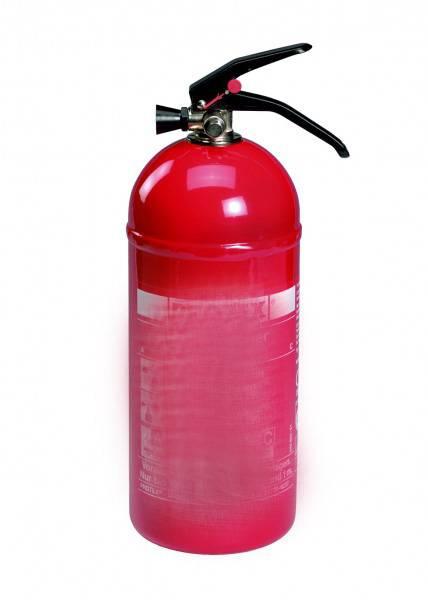 Abb ähnlich: Feuerlöscher 2 kg