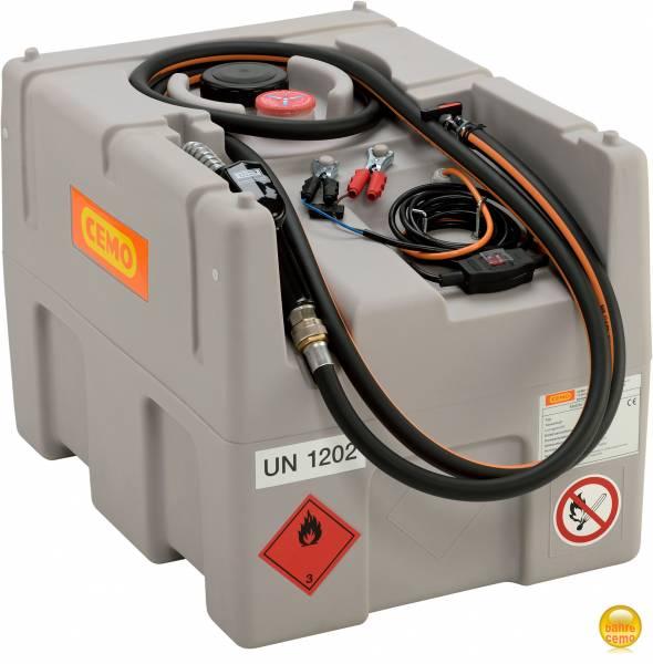 Dieseltankanlage DT-Mobil Easy 200 Liter mit Elektropumpe CENTRI SP30