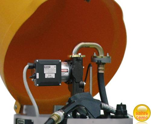 Beispiel Elektropumpe 12 Volt für DT-Mobil