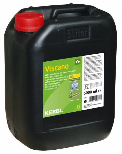 VISCANO Bio-Sägekettenöl 5 Liter Inhalt
