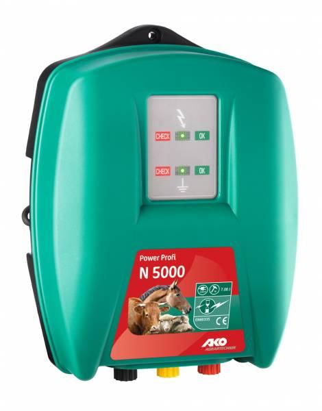 Weidezaungerät Power Profi N 5000 – 230 Volt