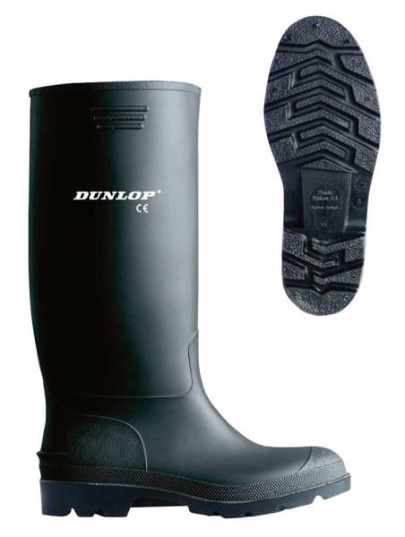 Arbeitsstiefel Dunlop Pricemastor in Schwarz