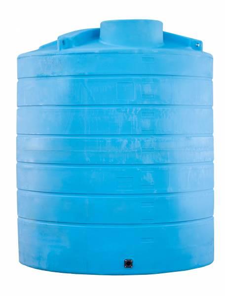 DURAplas Wasserbehälter 12.500 Liter Inhalt – als Regenwassersammler und -speicher
