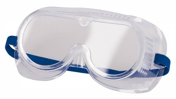 Vollsichtbrille mit Schnellspannband