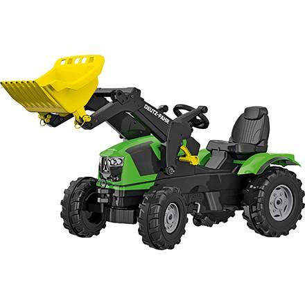 Rolly Toys Farmtrac Tretfahrzeug DEUTZ FAHR 5120 mit Trac Lader