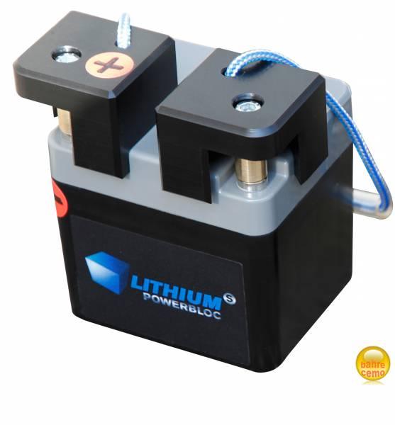 Li-Power-Block Akkusystem mit 13,2 Volt und 5.5 Ah