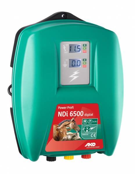 Weidezaungerät AKO Power Profi NDI 6500 digital
