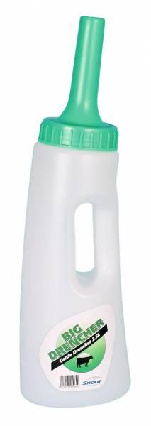 Eingabeflasche Big Dencher in XL-Größe