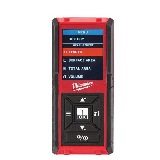 Milwaukee Laser-Entfernungsmesser LDM 45 mit LCD Display