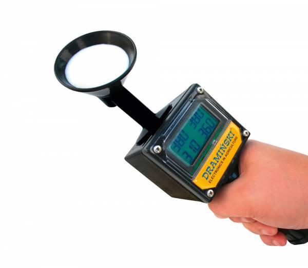 Mastitis Detektor 4QMast Messergebnisse aller Euterviertel