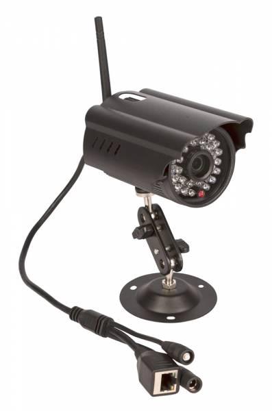 IPCam 2.0 HD Internetkamera für Überwachung von Haus, Stall und Hof