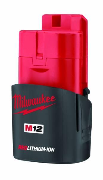Milwaukee Akku M12 B2 mit 12 Volt 2.0 Ah