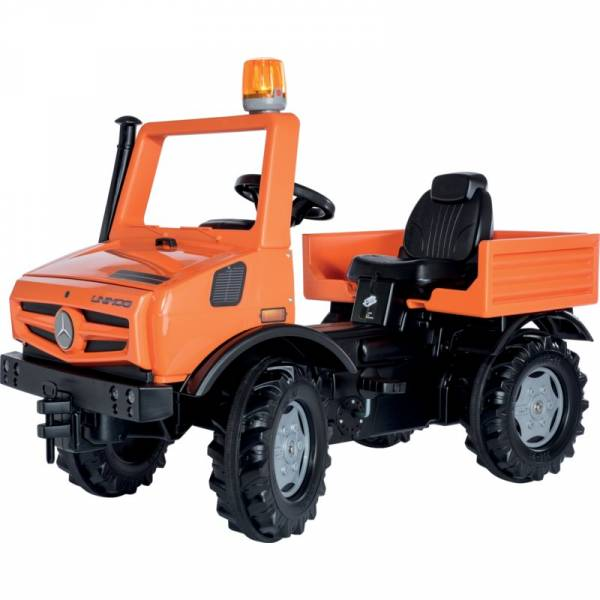 Rolly Toys Farmtrac Classic Kommunal Unimog mit Sitzverstellung