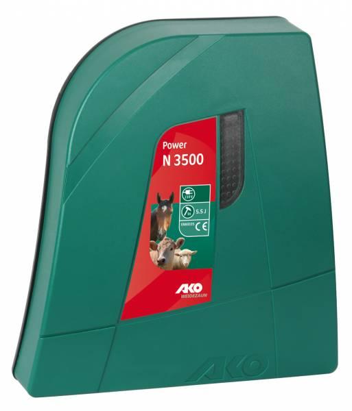 Weidezaunnetzgerät Power N 3500 mit 230 Volt