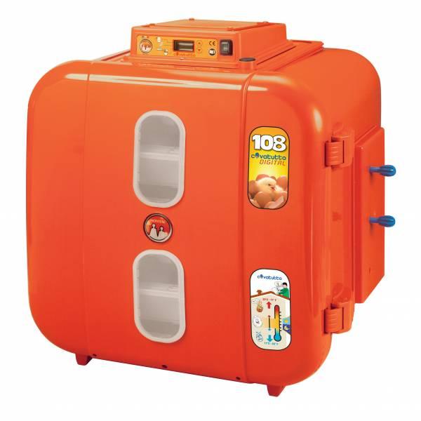 Brutautomat Covatutto 108 digital mit 2 Lagen
