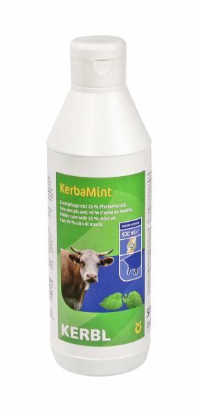 Euterpflegemittel KerbaMint 500 ml Flasche