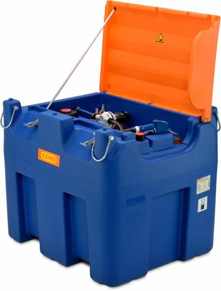 Blue-Mobil Easy 980 Liter mit Elektropumpe 230 Volt