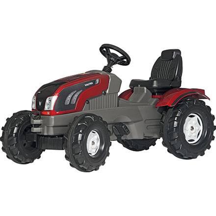 Rolly Toys Farmtrac VALTRA – mit Motorhaube zum Öffnen