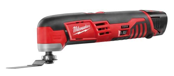 Milwaukee Akku-Multitool C12 MT mit Akku
