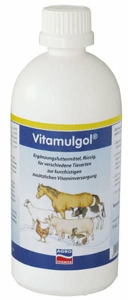 Vitamulgol Liquid – Ergänzungsmittel für Nutztiere