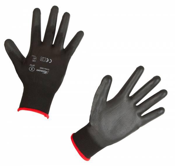Feinmechaniker-Handschuh Gnitter in schwarz