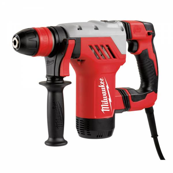Milwaukee Kombihammer PLH 28 XE mit SDS-Plus Spindelgewinde