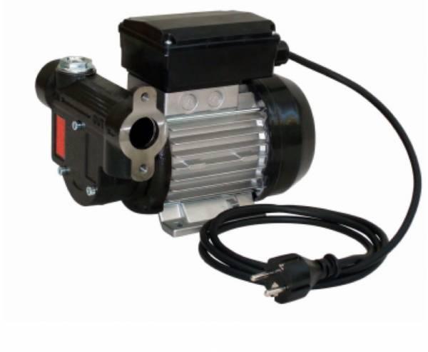 Elektropumpe für Diesel mit 230 Volt