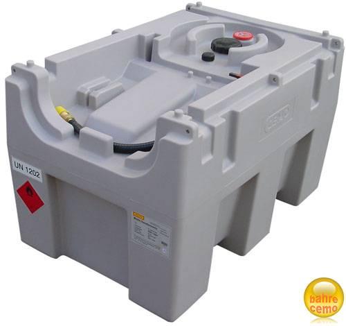 Beispiel DT-Mobil Easy 430 Liter ohne Pumpe mit Schnellkupplung